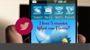 twitter 5 minute