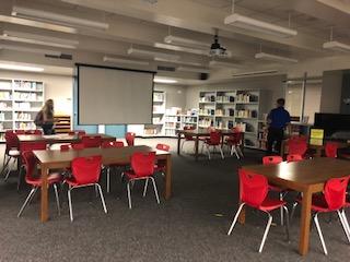 Library Flex Classroom